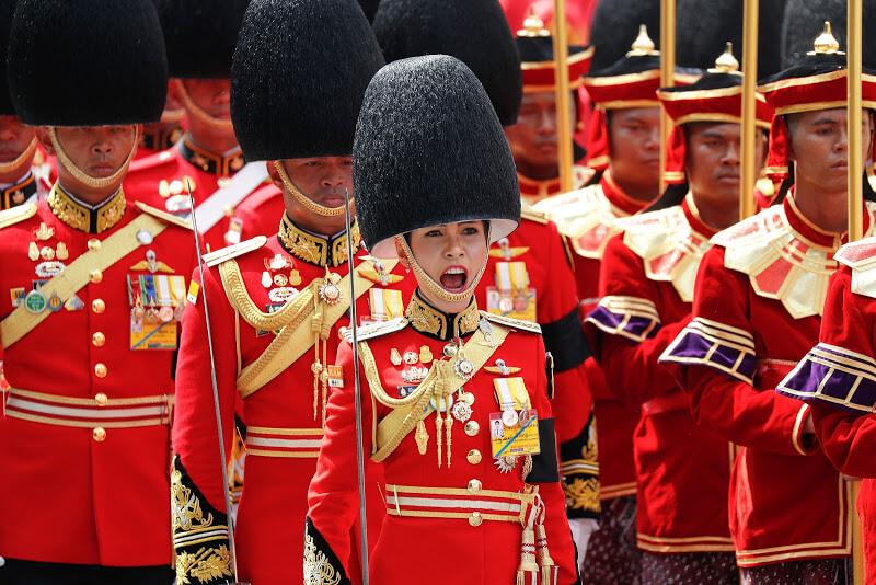 ทหารกองเกียรติยศ