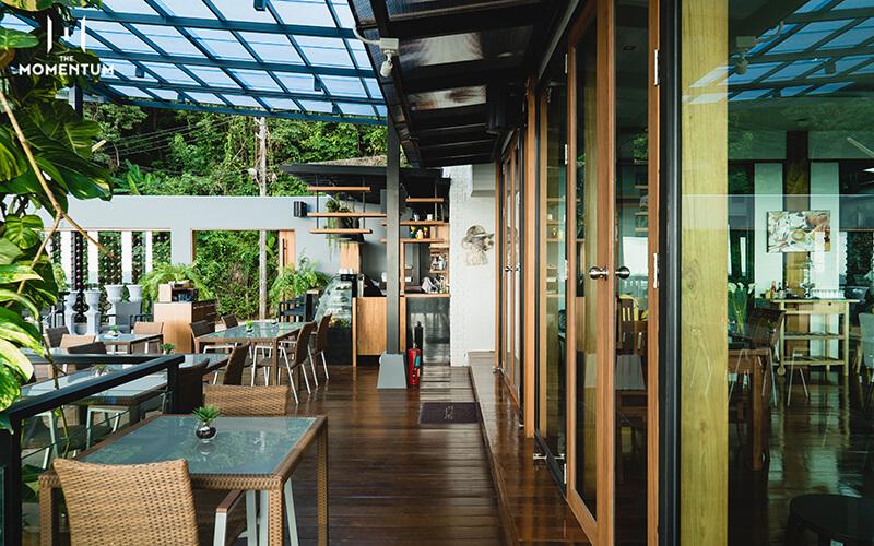Phuket view cafe