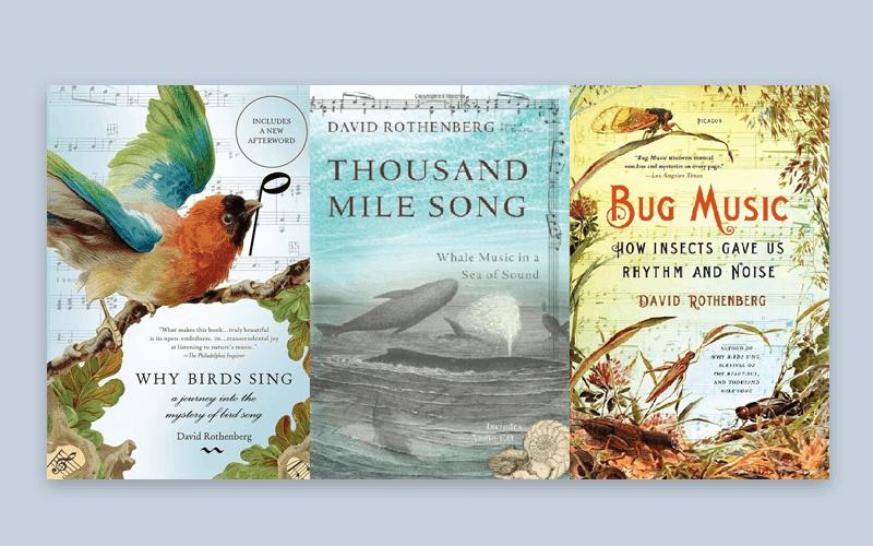 หนังสือสามเล่มของโรเธนเบิร์ก