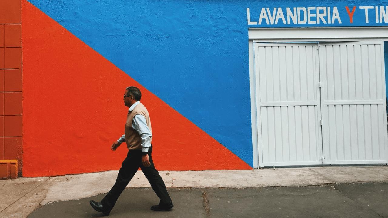 La Condesa – Roma ย่านที่มีทางเดินชมสวนอยู่กลางถนน ในเม็กซิโก ซิตี้