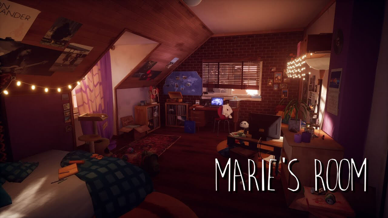 เกม Marie's Room กับการเรื่องเล่าในห้องล้างบาป