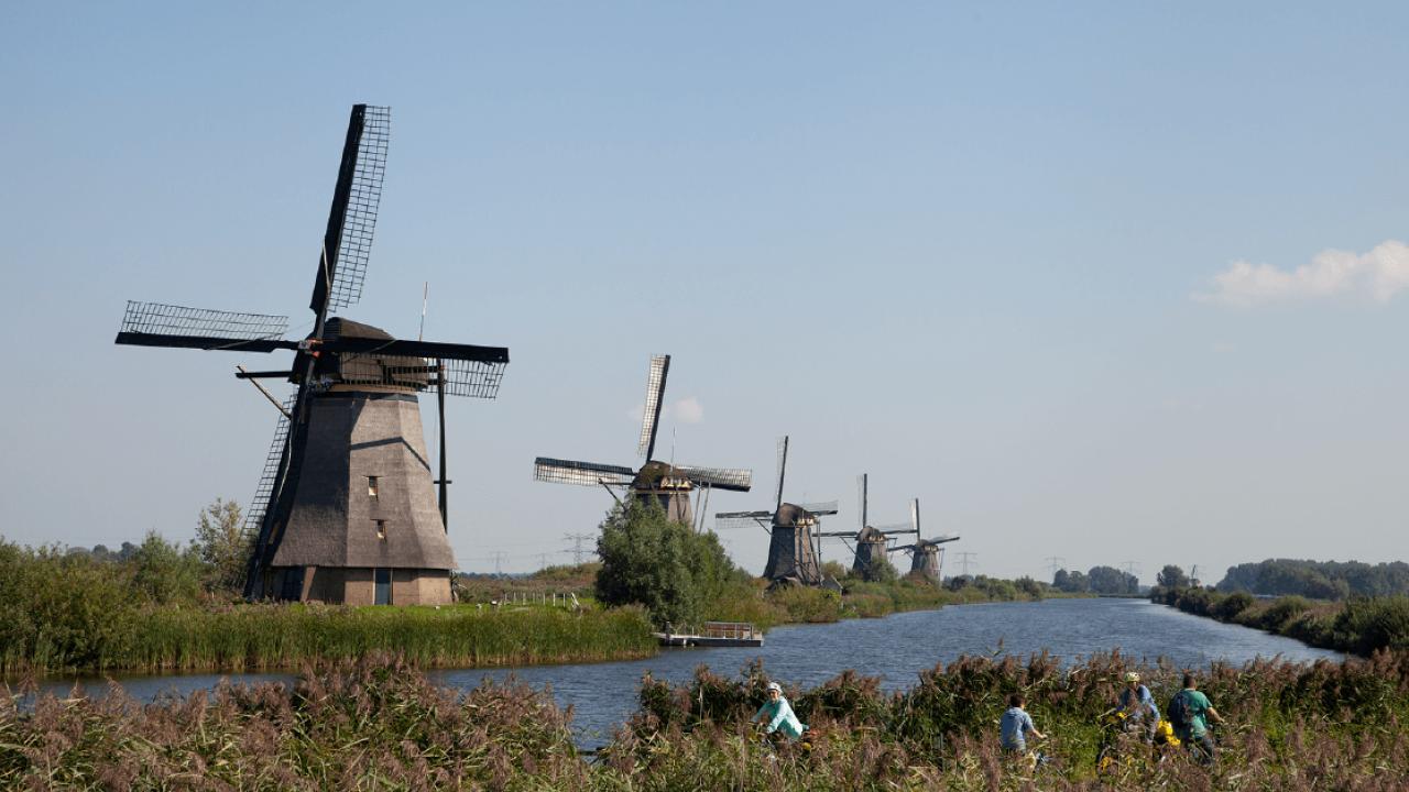 ไปฮอลแลนด์ใต้ แวะ 'Kinderdijk' ในวันที่กังหันยังหายใจ