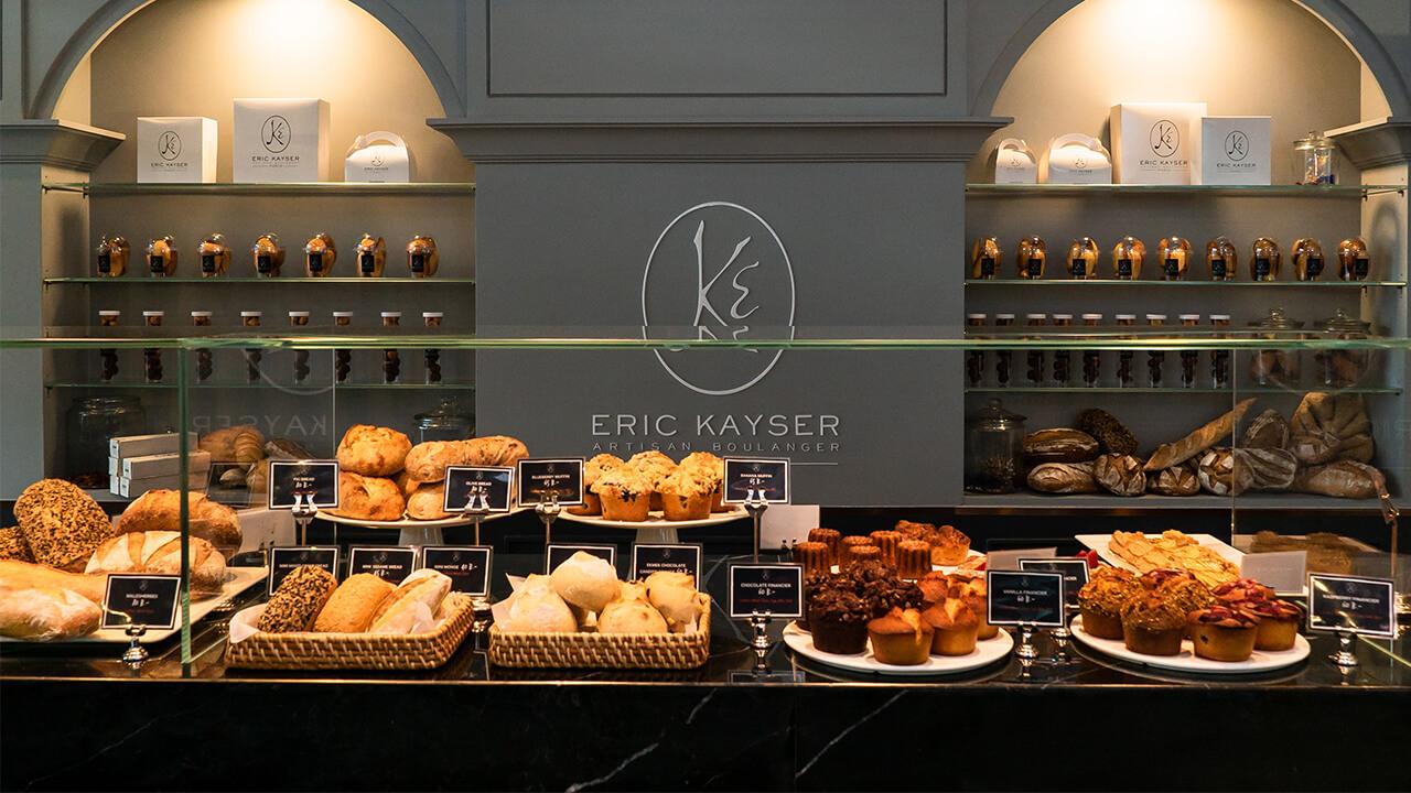 เยือนร้านขนมปัง Eric Kayser ในกรุงเทพฯ ร้านของลูกหลานตระกูลผู้คิดค้นบาแก็ต