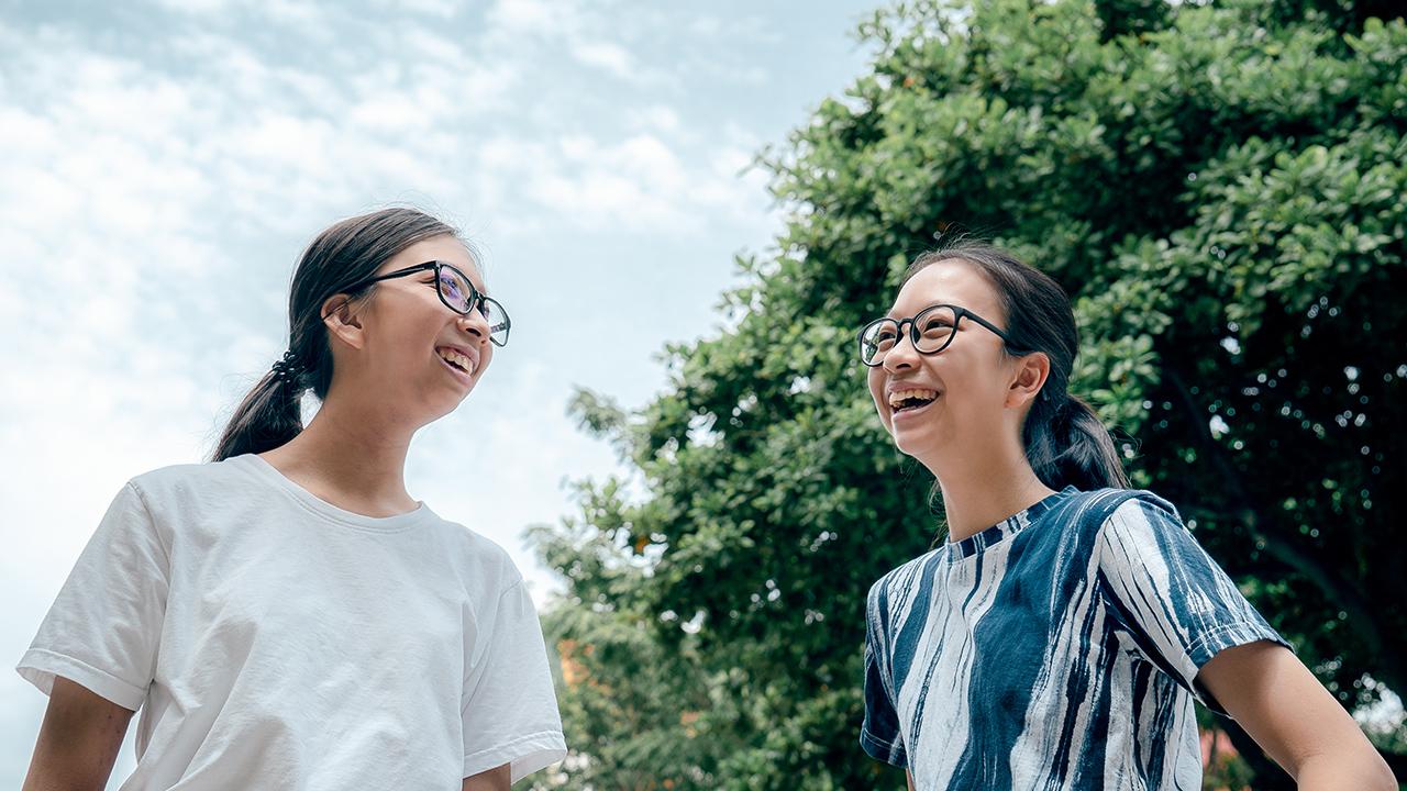 ไอเดีย-ไอซี สองสาวผู้ตั้งคำถามและหาคำตอบผ่านการทดลองบนห้วงอวกาศ