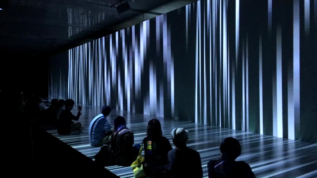 Audio Architecture + teamLab Planets : สองนิทรรศการศิลปะที่คุณต้องเอาตัวเข้าแลก