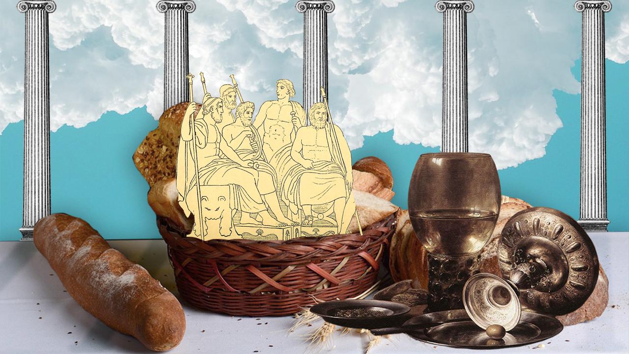 อาหารเช้าของชาวกรีก – โรมัน: ซับซ้อนซ่อนเงื่อนยิ่งกว่าคดีฆาตกรรม
