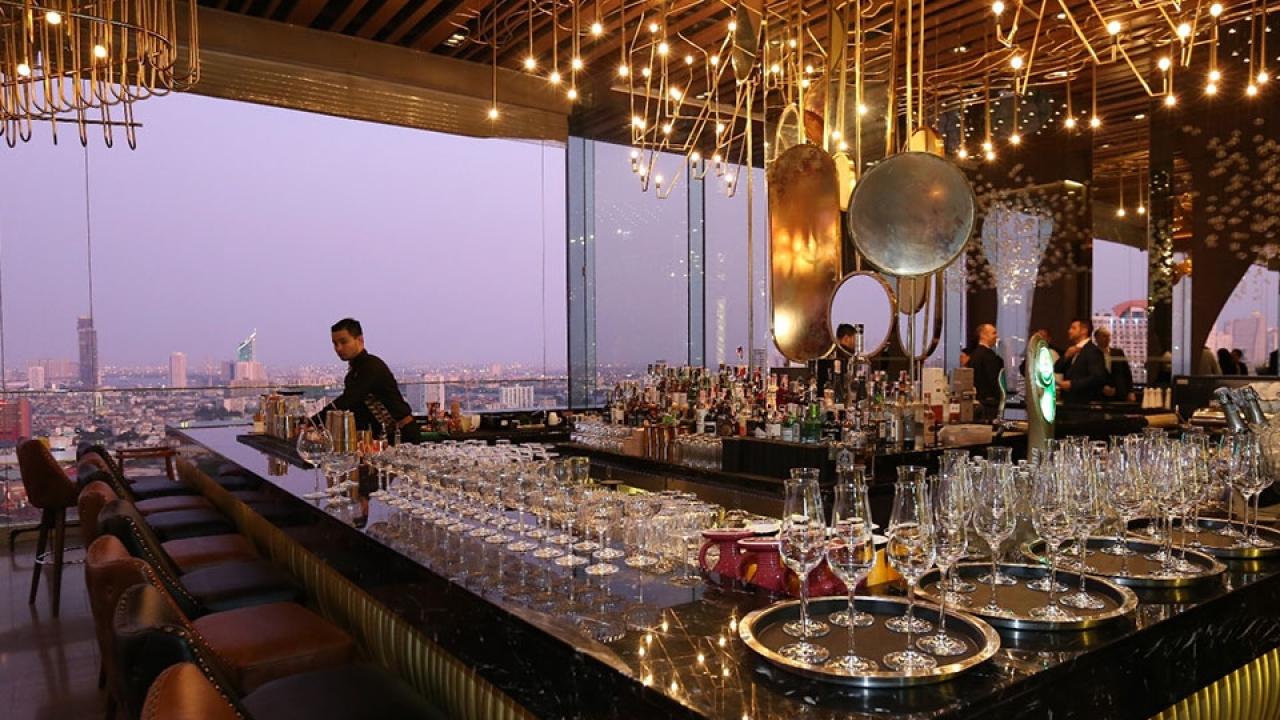 SEEN Restaurant & Bar: จากเซาเปาโลสู่กรุงเทพฯ รูฟท็อปบาร์แห่งใหม่วิวแม่น้ำเจ้าพระยา