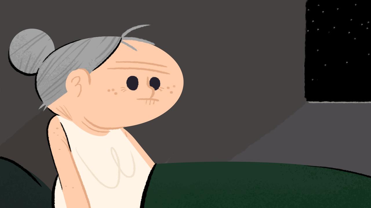 อยู่ๆ ก็มีเรื่องราวให้นอนไม่หลับ: ทำอย่างไรเมื่อผู้สูงอายุเป็นโรคนอนไม่หลับ